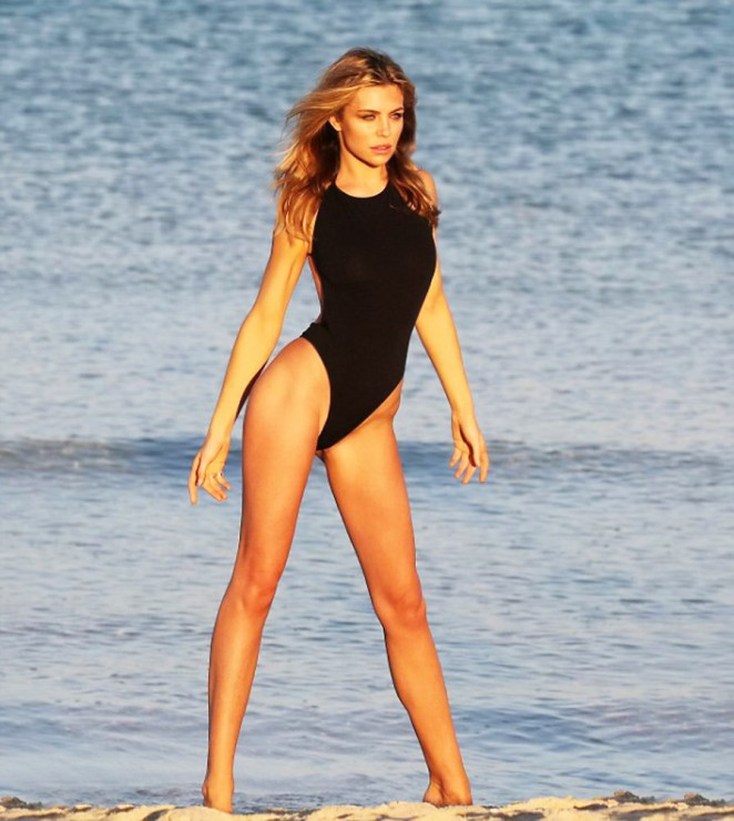 Abbey Clancy 2016 : Abbey Clancy: Swimwear Photoshoot -05
