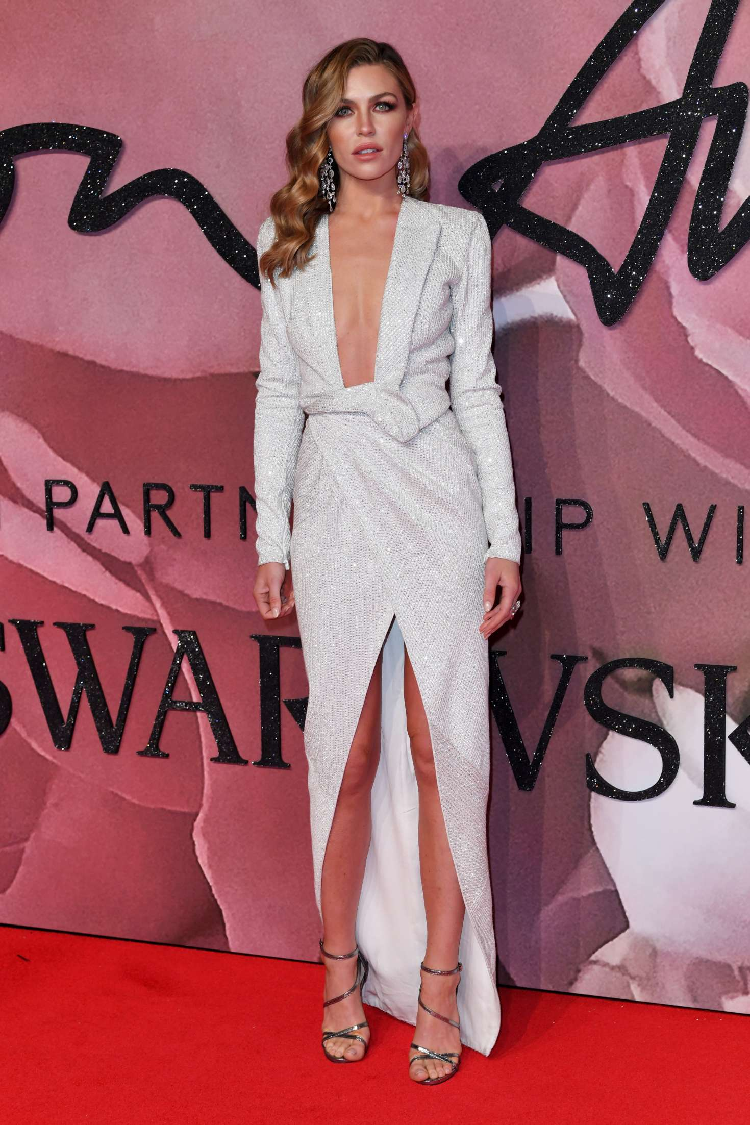 Abbey Clancy - The Fashion Awards 2016 in London