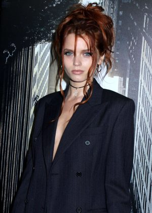 Abbey Lee Kershaw - 'The Dark Tower' Premiere in New York