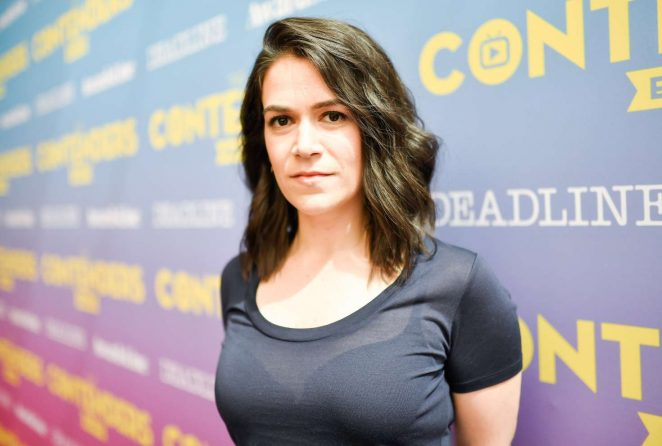 Abbi Jacobson - The Contenders Emmys Presented by Deadline Hollywood in LA