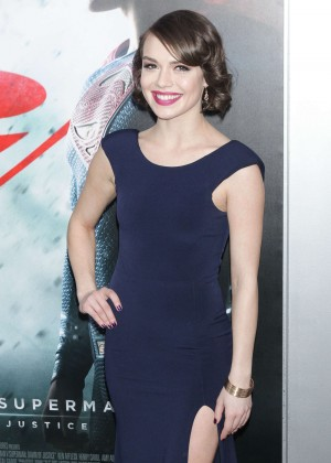 Abbi Snee - 'Batman V Superman: Dawn Of Justice' Premiere in New York City