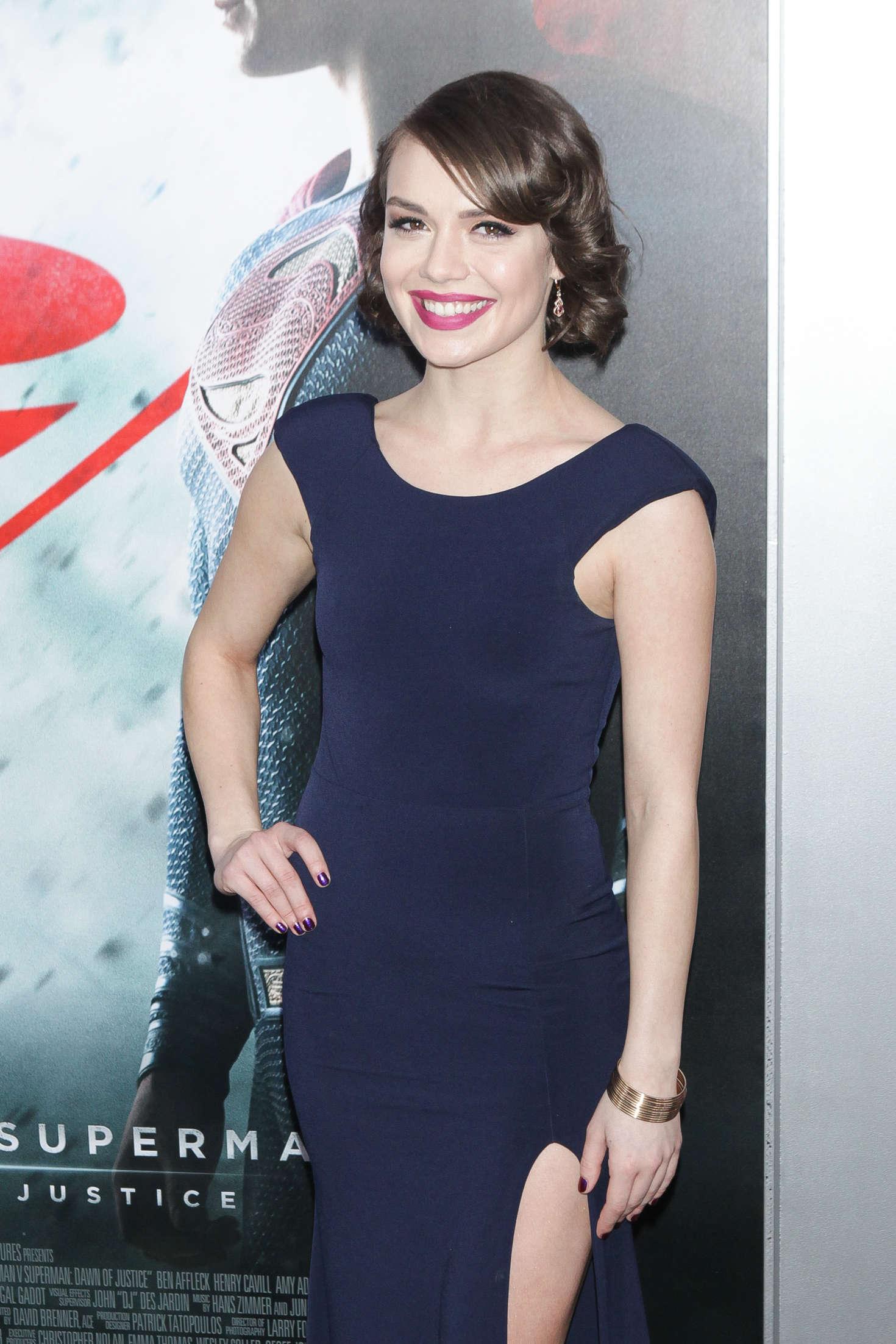 Abbi Snee - 'Batman V Superman: Dawn Of Justice' Premiere in New York City