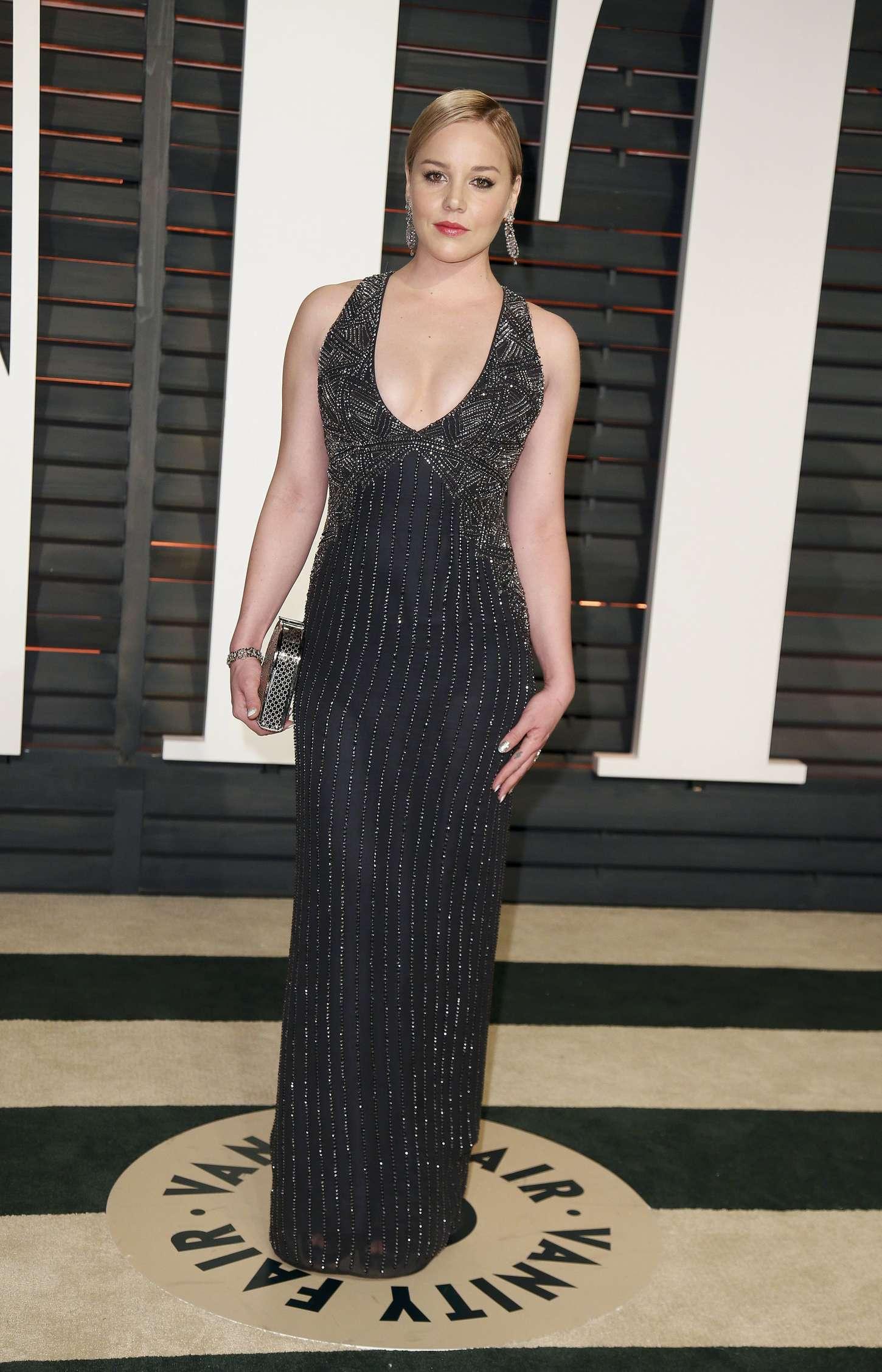 Abbie Cornish 2015 : Abbie Cornish: 2015 Vanity Fair Oscar Party -02
