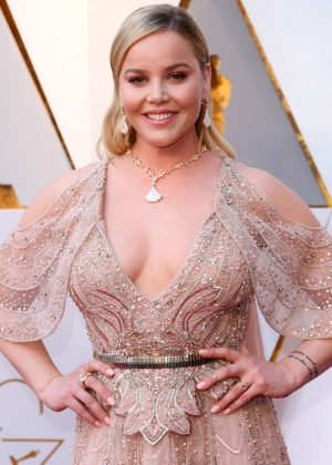 Abbie Cornish - 2018 Academy Awards in Los Angeles