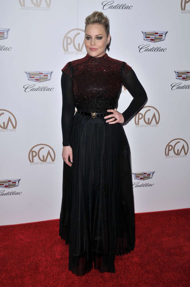 Abbie Cornish - 2018 Producers Guild Awards in Beverly Hills
