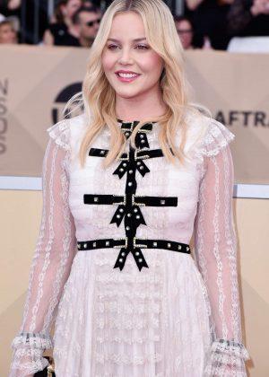 Abbie Cornish - 2018 Screen Actors Guild Awards in Los Angeles