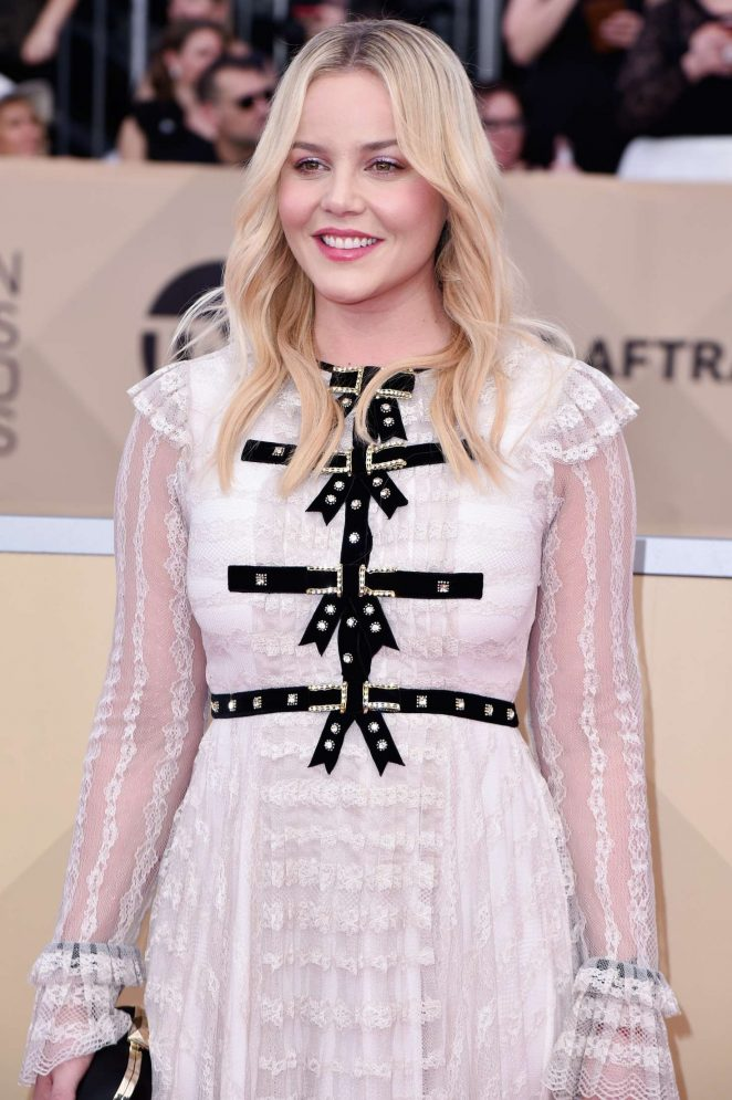 Abbie Cornish - 2018 Screen Actors Guild Awards in Los Angeles