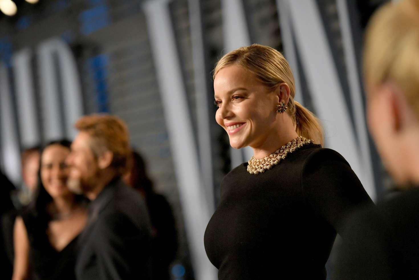 Abbie Cornish 2018 : Abbie Cornish: 2018 Vanity Fair Oscar Party -03