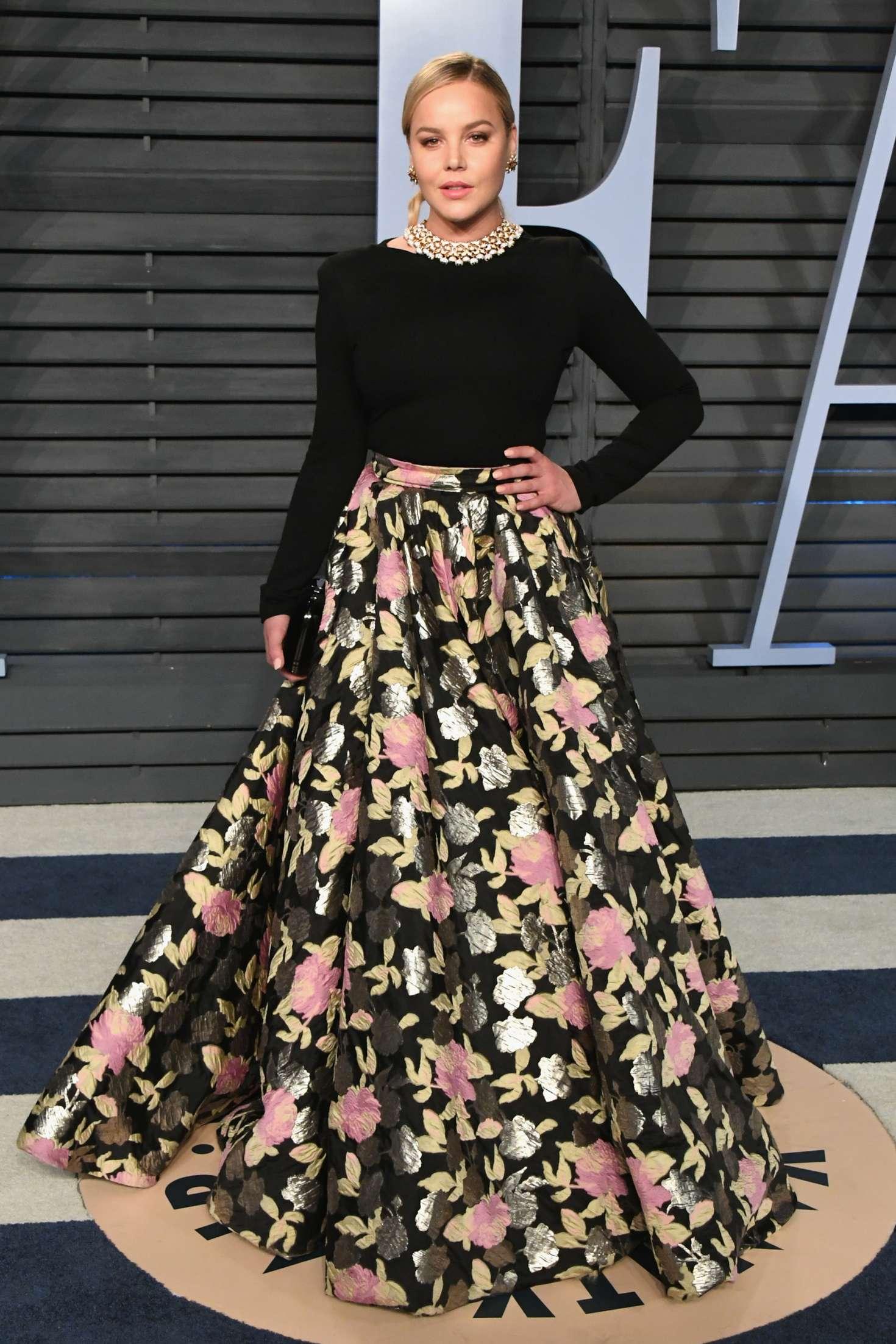 Abbie Cornish 2018 : Abbie Cornish: 2018 Vanity Fair Oscar Party -05