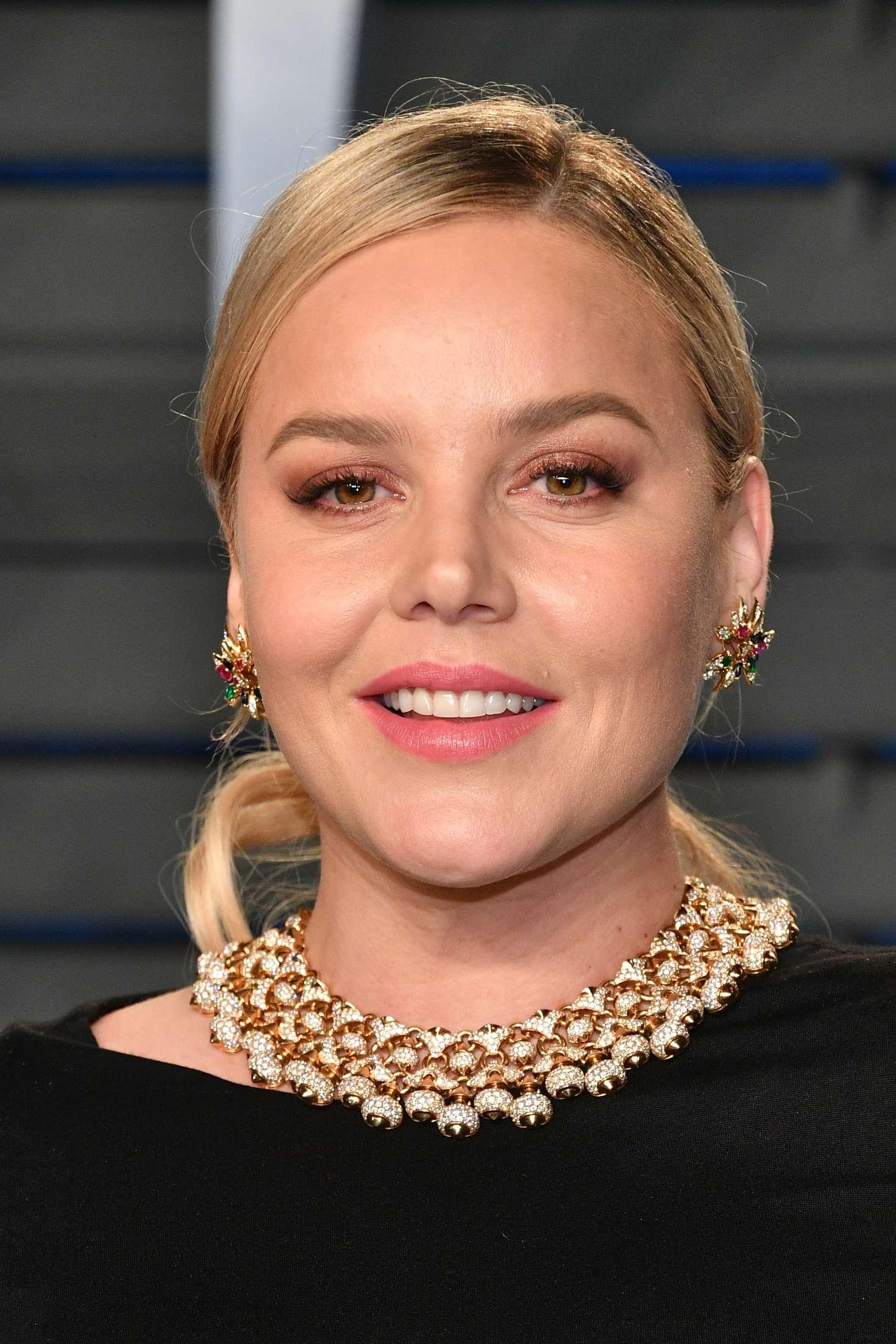 Abbie Cornish 2018 : Abbie Cornish: 2018 Vanity Fair Oscar Party -12
