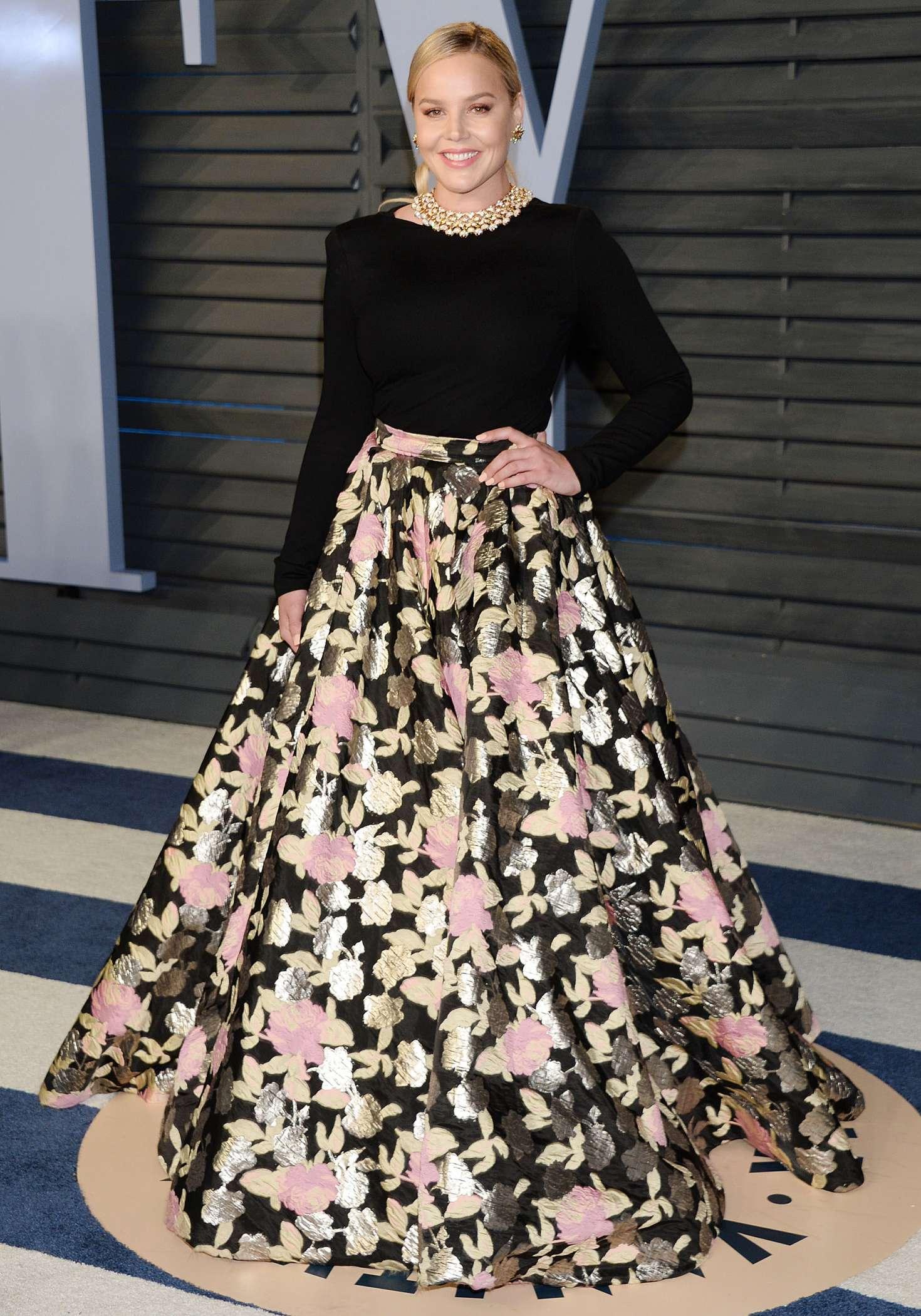 Abbie Cornish 2018 : Abbie Cornish: 2018 Vanity Fair Oscar Party -15