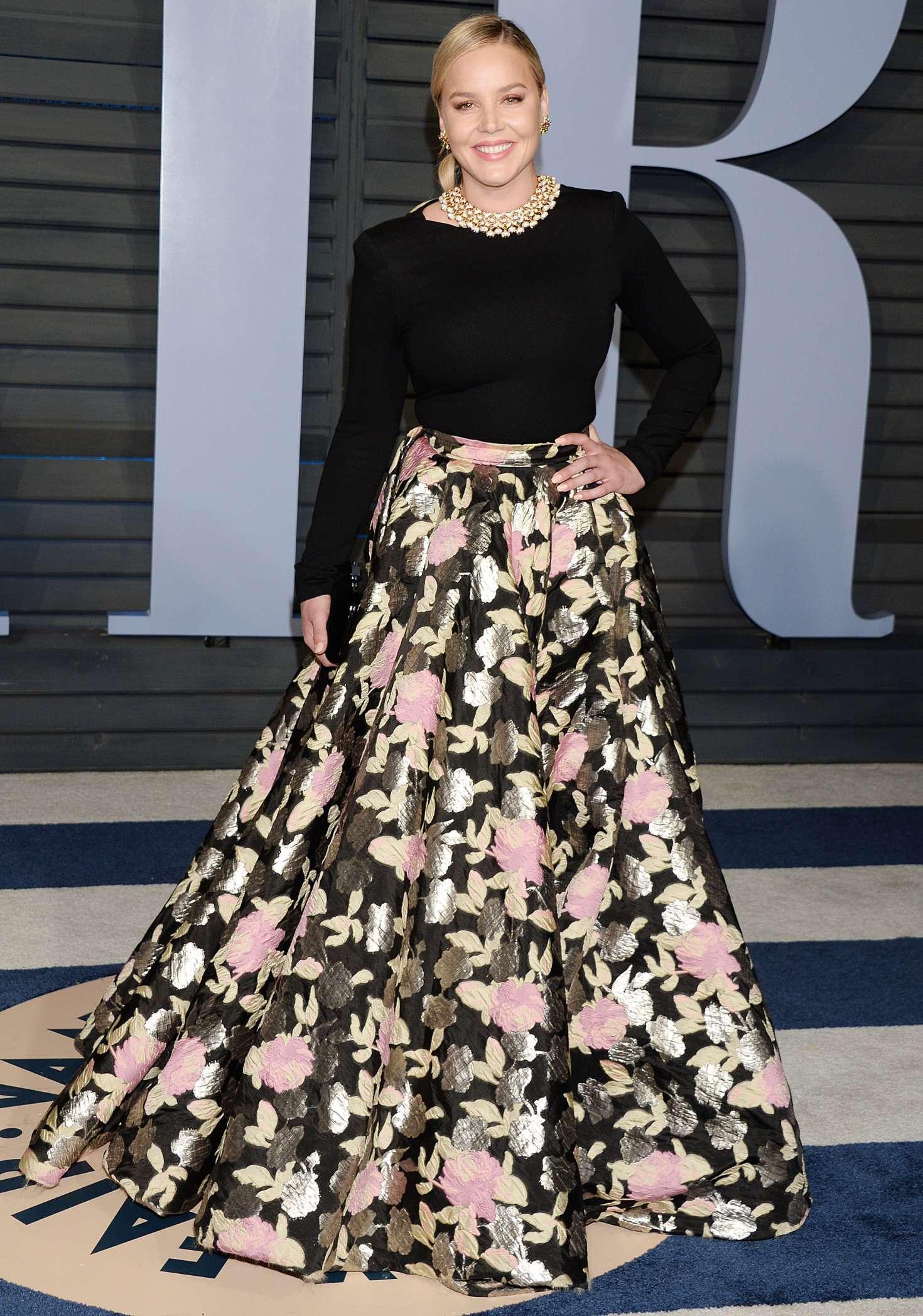 Abbie Cornish 2018 : Abbie Cornish: 2018 Vanity Fair Oscar Party -16