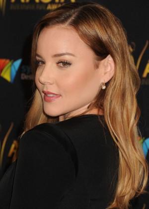 Abbie Cornish - 2016 AACTA International Awards in Hollywood  Abbie Cornish