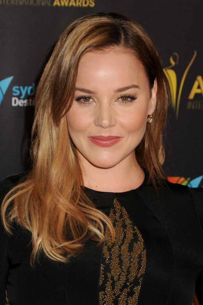 Abbie Cornish – 5th Annual AACTA International Awards in Hollywood