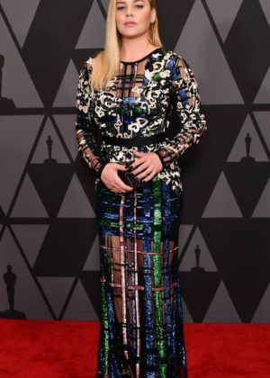 Abbie Cornish - 9th Annual Governors Awards in Hollywood