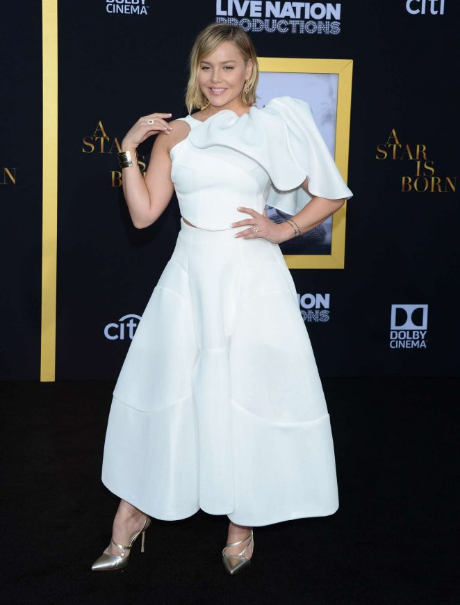Abbie Cornish – 'A Star is Born' Premiere in LA