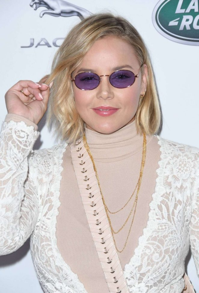 Abbie Cornish – BAFTA Los Angeles + BBC America TV Tea Party in LA