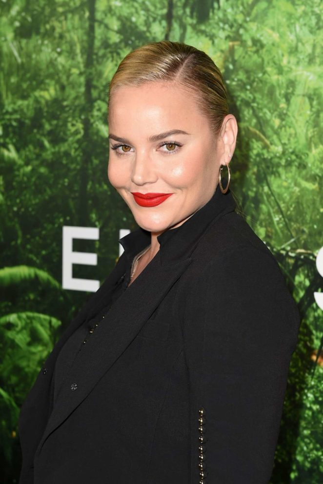 Abbie Cornish – Elie Saab 2017 Fashion Show in Paris-05