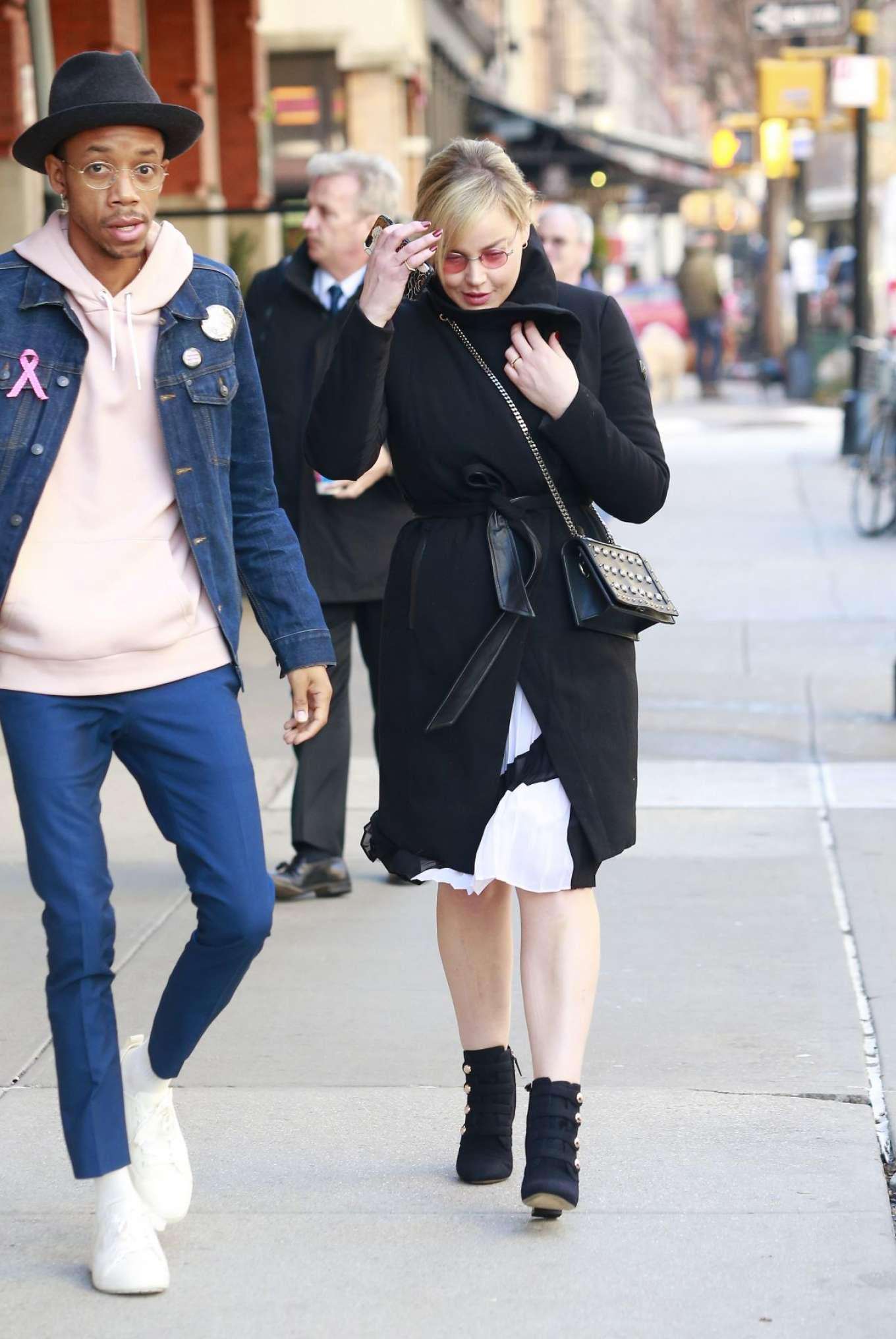 Abbie Cornish 2018 : Abbie Cornish out in New York -04