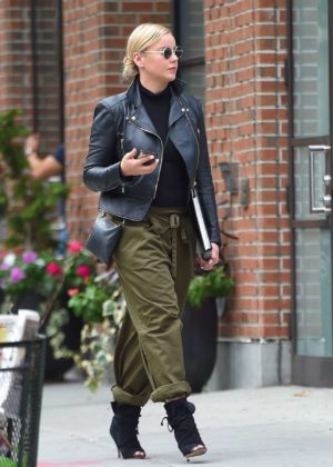 Abbie Cornish - Out in NYC