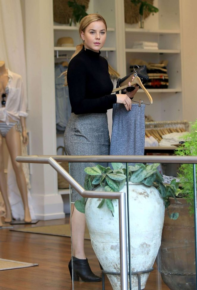 Abbie Cornish out shopping in Beverly Hills -15