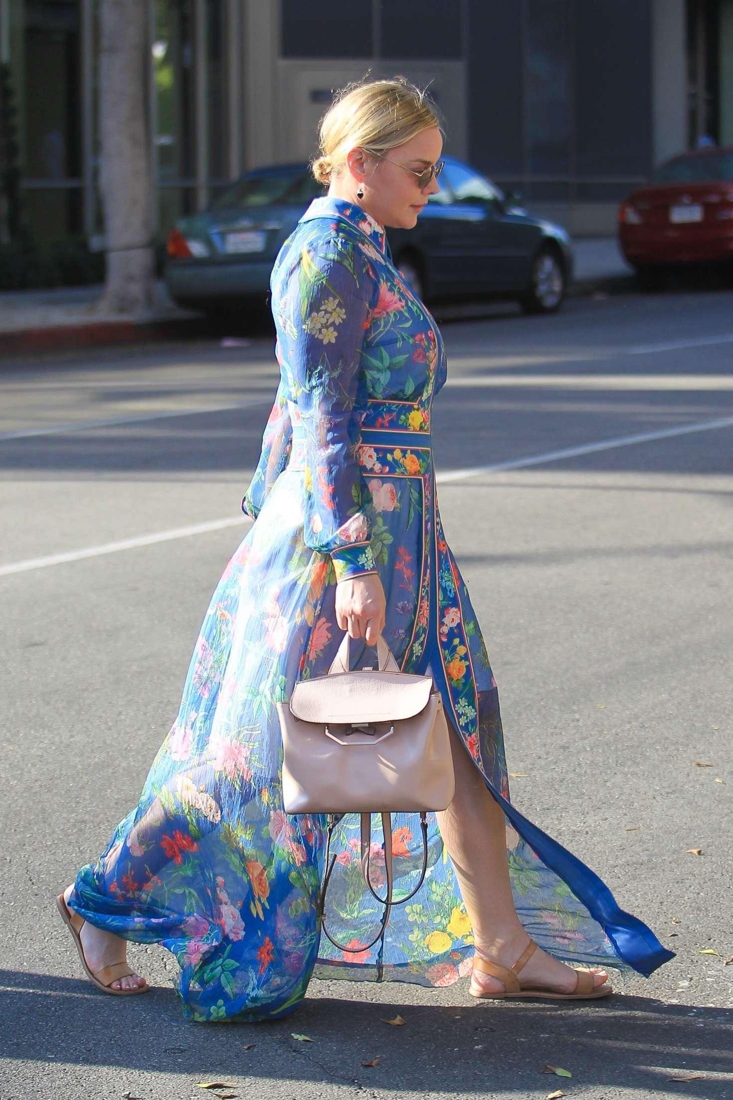 Abbie Cornish 2018 : Abbie Cornish: Shopping in Beverly Hills -05