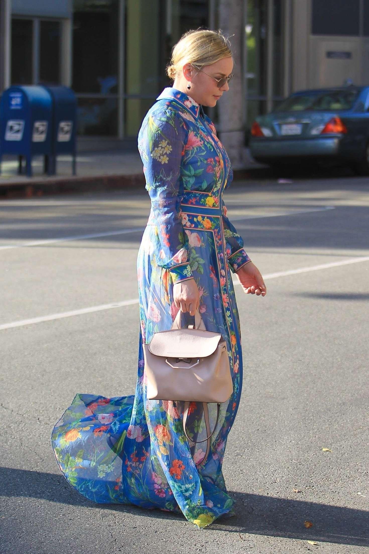 Abbie Cornish 2018 : Abbie Cornish: Shopping in Beverly Hills -10