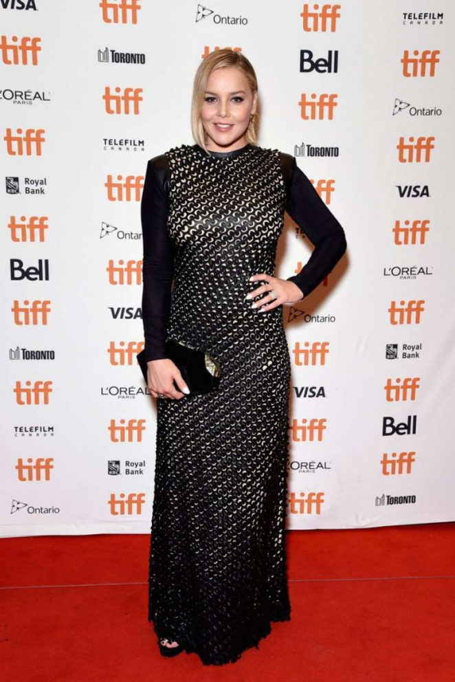 Abbie Cornish - 'Where Hands Touch' Premiere - TIFF 2018 in Toronto