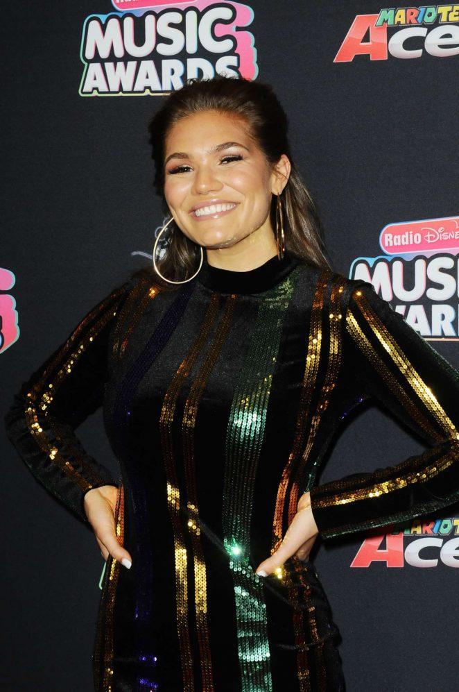 Abby Anderson - 2018 Radio Disney Music Awards in Hollywood