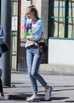 Abby Champion - Shopping in Santa Monica