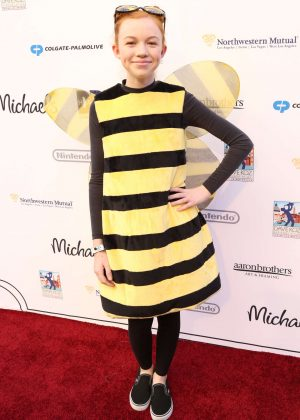 Abby Donnelly - Starlight's Dream Halloween Party in Los Angeles