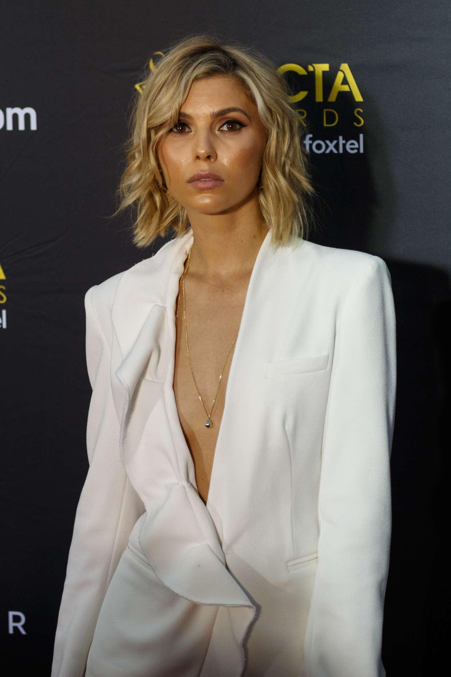 Abby Earl - 2017 AACTA Awards in Sydney