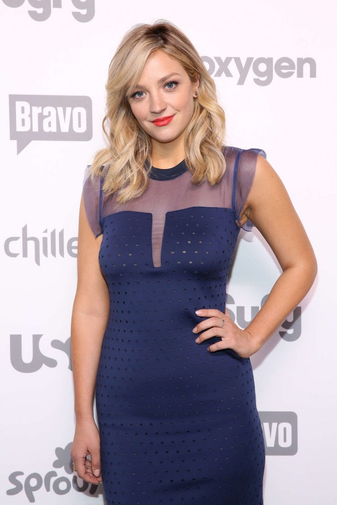 Abby Elliot - 2015 NBCUniversal Cable Entertainment Upfront in NYC