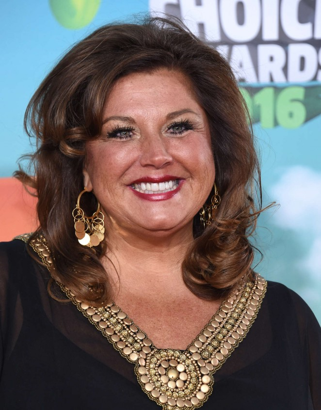 Abby Lee Miller - 2016 Nickelodeon Kids' Choice Awards in Inglewood