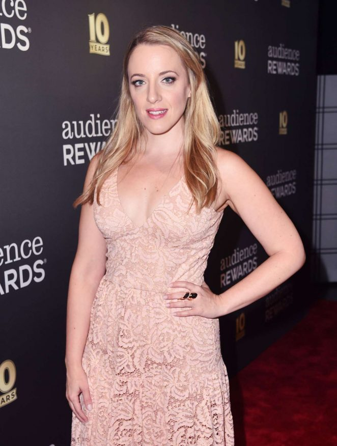 Abby Mueller - 10th Anniversary of Audience Rewards in New York