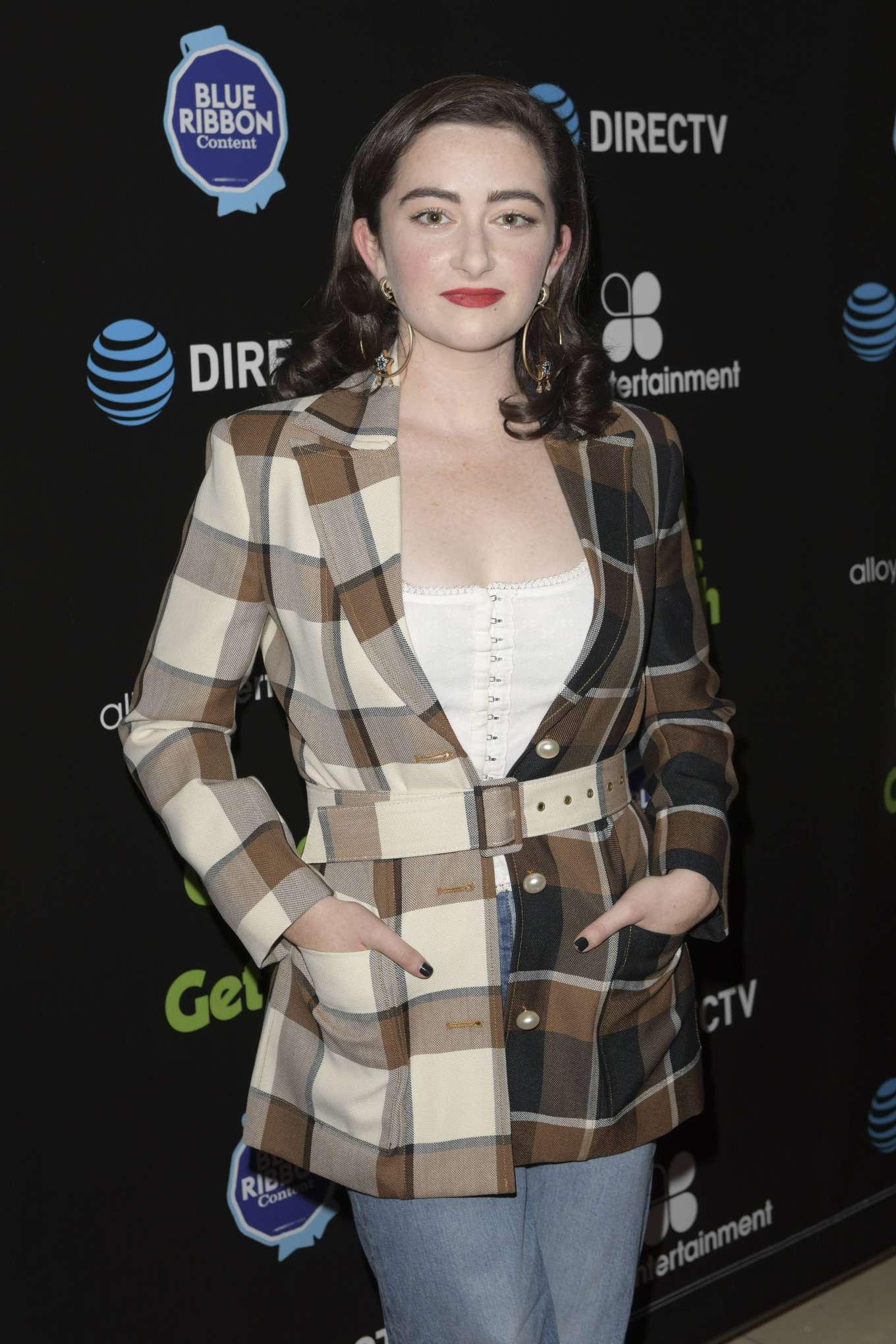 Abby Quinn - 'Good Girls Get High' Screening in Los Angeles