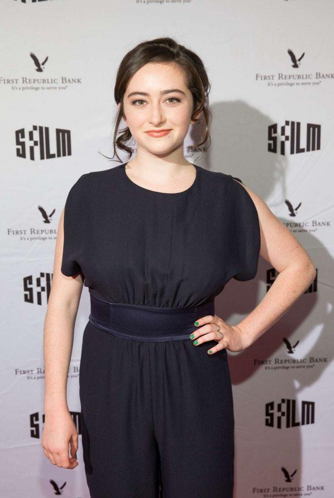 Abby Quinn - 'Landline' Premiere in San Francisco