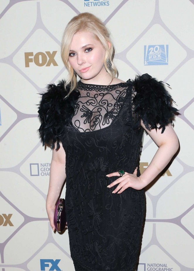Abigail Breslin - 2015 Emmy Awards Fox After Party in LA