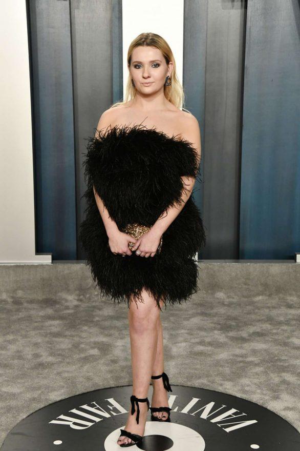 Abigail Breslin - 2020 Vanity Fair Oscar Party in Beverly Hills