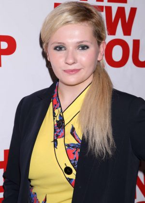 Abigail Breslin - 'All The Fine Boys' Opening Party in New York