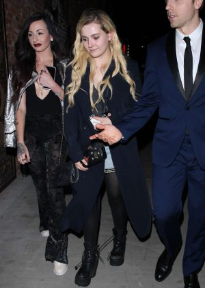 Abigail Breslin at TAO in Hollywood