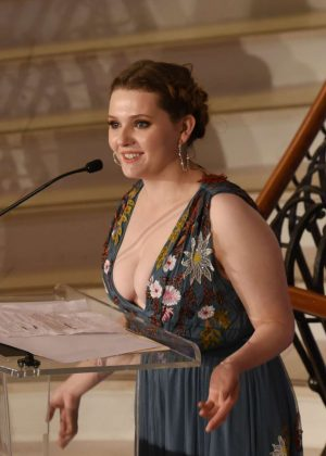 Abigail Breslin – Changemaker Cocktail Reception in Greenwich