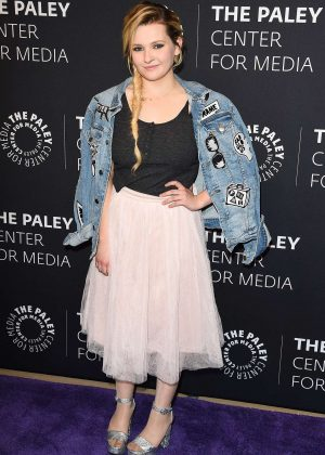 Abigail Breslin - Dirty Dancing Paleylive La Spring Event in Los Angeles