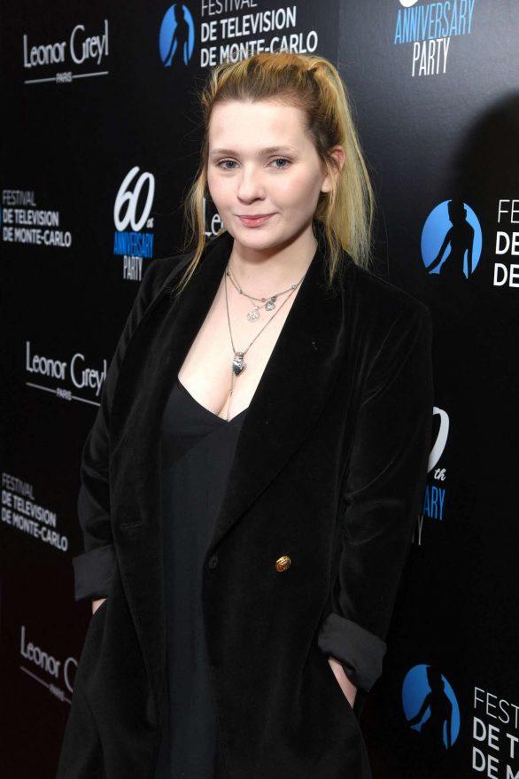 Abigail Breslin - Monte-Carlo Television Festival Party in Los Angeles