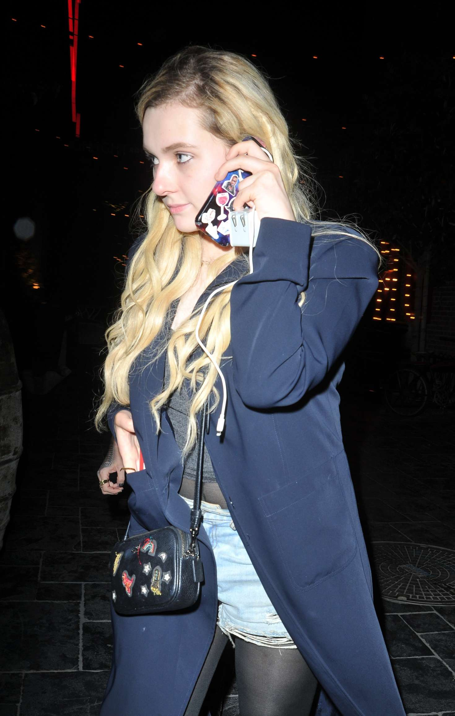 Abigail Breslin out and about in Los Angeles