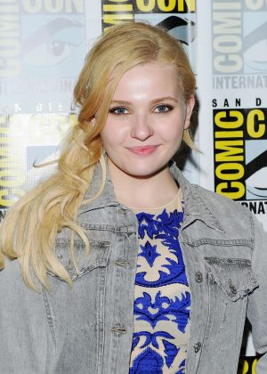 Abigail Breslin - 'Scream Queens' Press Line at Comic-Con International in San Diego