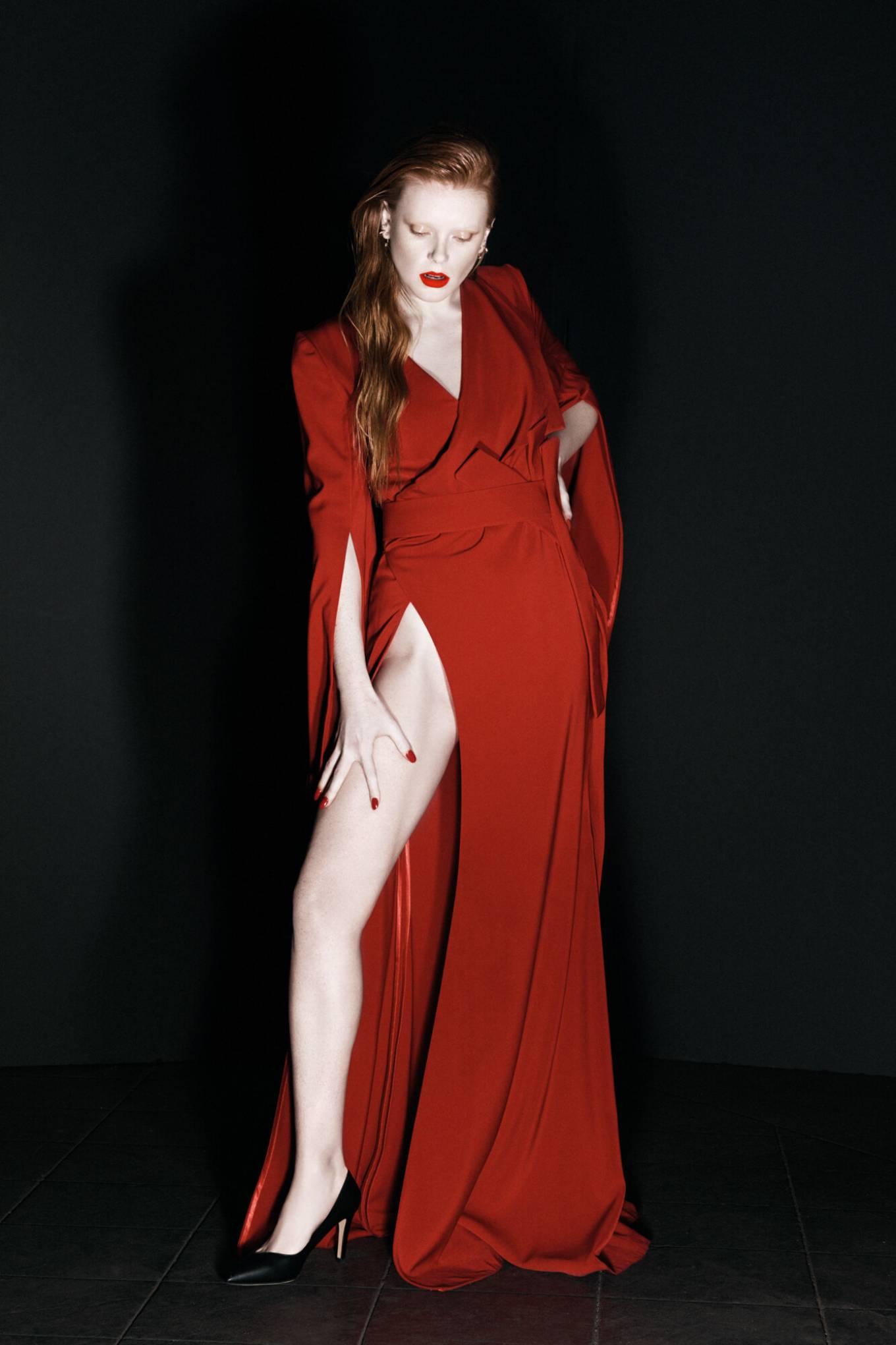 Abigail Cowen - Flaunt Magazine (January 2020)