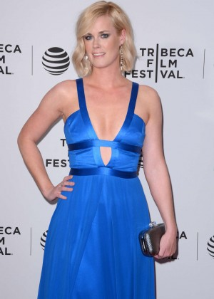 Abigail Hawk - 'Almost Paris' Premiere at 2016 Tribeca Film Festival in NY