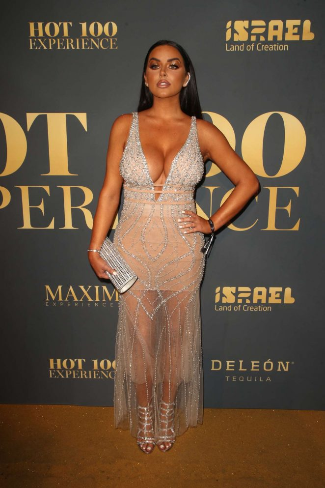 Abigail Ratchford – 2018 Maxim Hot 100 Experience in Los Angeles