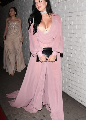 Abigail Ratchford at Chateau Marmont Hotel in West Hollywood